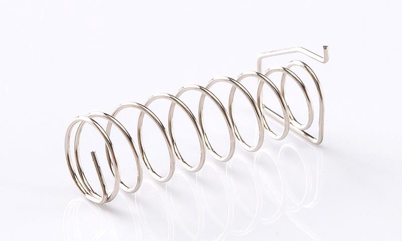 製品画像1:捻りコイル&ワイヤーフォーミング - ミクロ発條