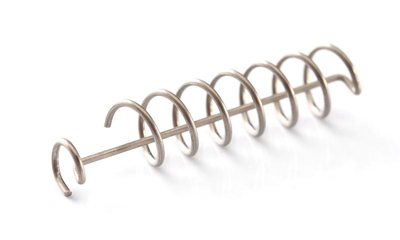 製品画像5:扭簧&线成型 - ミクロ発條