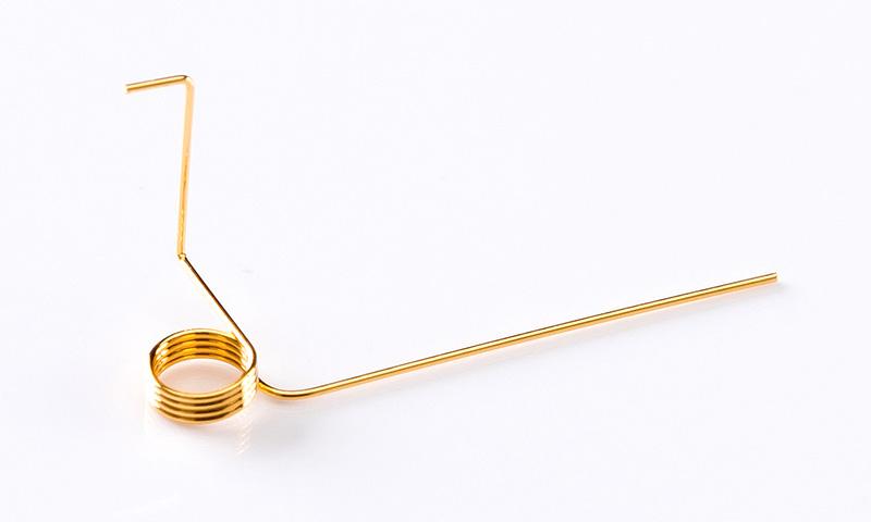 製品画像2:触点弹簧 - ミクロ発條