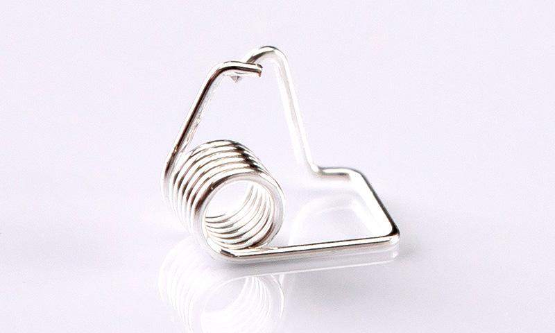 製品画像4:触点弹簧 - ミクロ発條