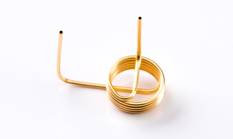 製品画像3:弹簧+α - ミクロ発條